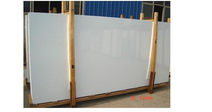 3rd Generation Crystalline White Glass